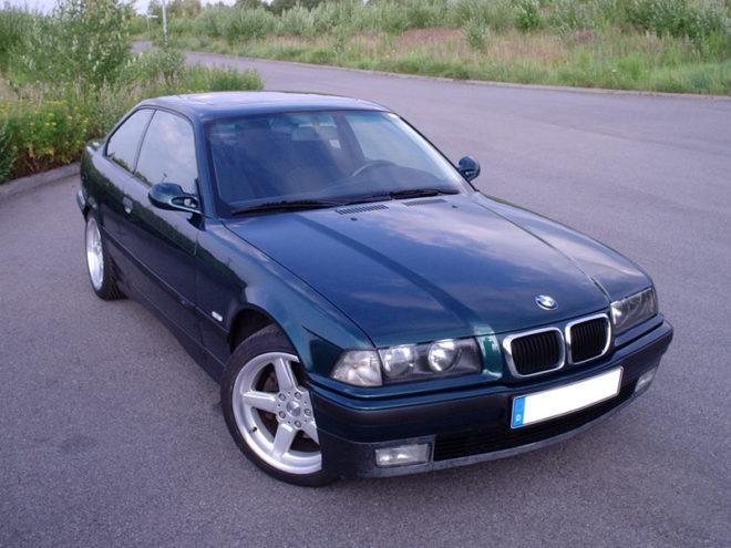 Marc - BMW E36
